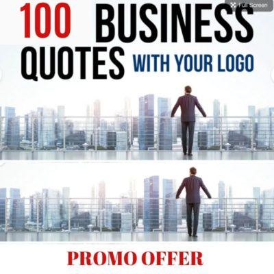 100 BUSINESS QUOTES